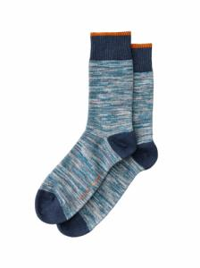 Chaussettes bleues - rasmusson