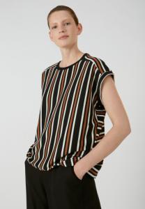 T-shirt rayé en tencel et coton bio - marthaa