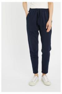 Pantalon marine en coton bio - sasha