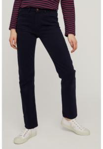 Pantalon bleu en twill - irena