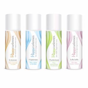 L'Ambitieuse - Pack de 4 soins visages - différents types de peau