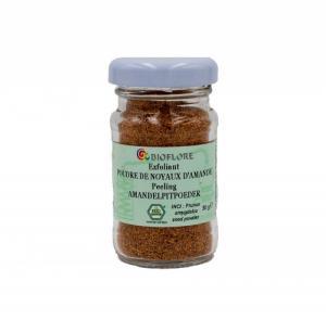 Exfoliant - Poudre de noyaux d'amande bio