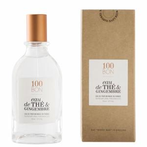COLOGNE - EAU DE THE ET GINGEMBRE -  50ML