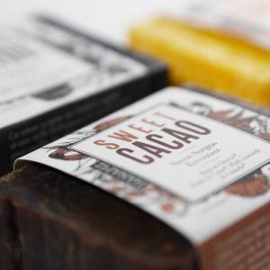 Savon surgras au chanvre et cacao -  Sweet cacao