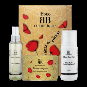 Coffret soins Homme IBBEO