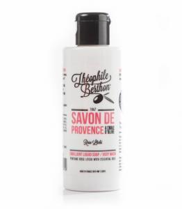 Le Savon de Provence. Bain-douche. Parfum Rose litchi. Surgras. 100ML