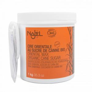 Cire bio pour épilation orientale au sucre - 1 kg