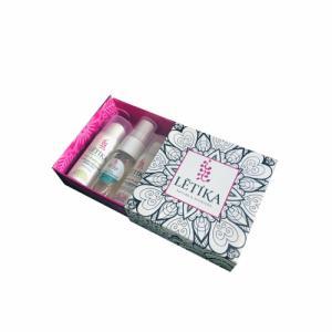 Mini-box Mandala - 3 mini-soins HYDRA (Peaux sèches et sensibles - Vata-Pitta)