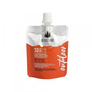 Soin solaire hydratant SPF30 - Filtres minéraux - Gamme Outdoor