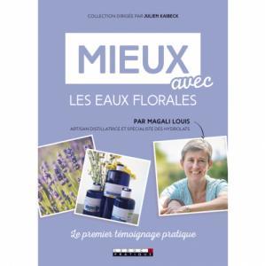 Livre : Mieux avec les eaux florales