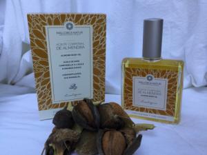 Huile de soin corporelle - Pure amande vierge bio de Majorque - 100ml