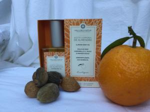 Huile de soin corporelle - Amande Orange bio de Majorque - 50ml