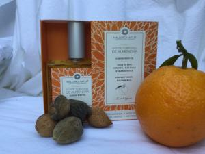 Huile de soin corporelle - Amande Orange bio de Majorque - 100ml