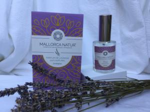 Parfum 100% naturel et bio à la lavande de Majorque - 30 ml