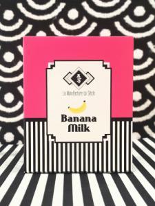 Savon Banana Milk