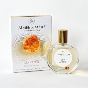Élixir de parfum - Lily Ambre