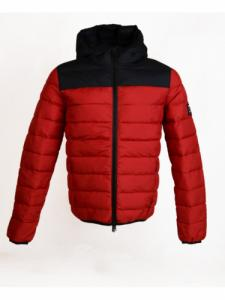 ASP DownJacket - Red - Ecoalf