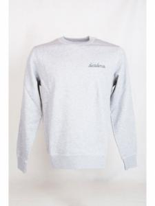 Sweat Décadence - Heather Grey - Maison Labiche