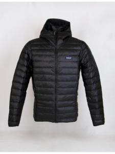 Down sweater Hoody - Black - Patagonia