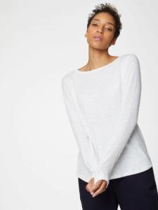 T-shirt coton bio slub