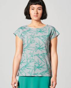T-shirt coraux femme