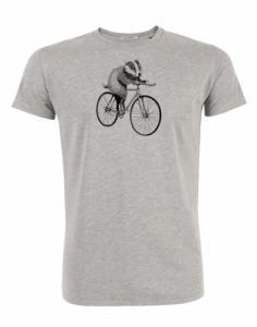 T-shirt Bike Badger