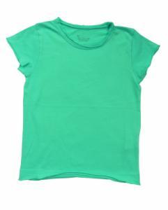 T-shirt enfant en coton bio vert