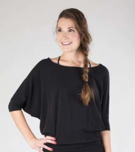 T-shirt chauve-souris Elisa