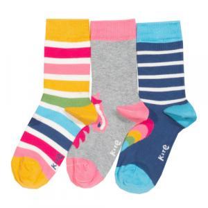Pack de 3 paires de chaussettes Poney