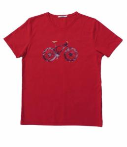T-shirt Bike Cross