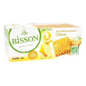 Biscuit authentique Citron bio