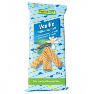 Gaufrettes Vanille bio