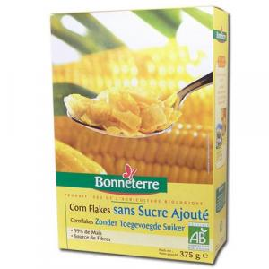 Corn flakes bio sans sucre ajouté
