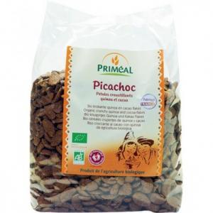 Picachoc Quinoa et choco bio