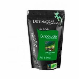 Thé vert bio Gunpowder nature