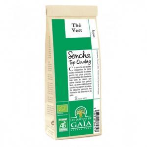Thé vert bio Sencha Top qualité