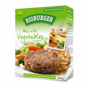 Bioburger aux légumes
