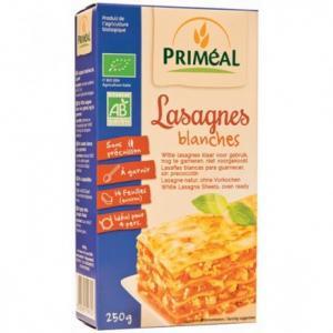 Lasagnes blanches bio