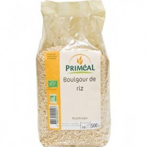 Boulgour de riz bio
