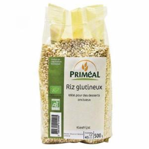 Riz glutineux bio