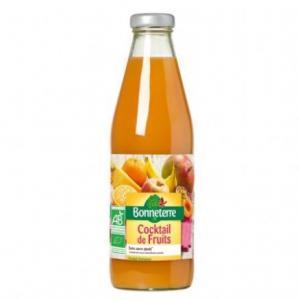 Cocktail de fruits bio