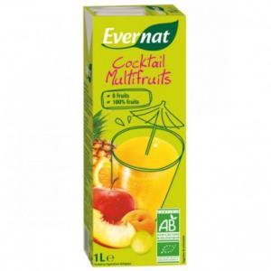 Cocktail multifruits bio