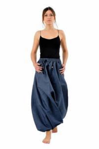 Pantalon sarouel jean mixte Zayu