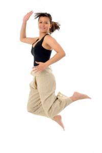 Pantalon Thai chanvre