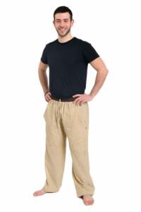 Pantalon zen homme chanvre Bharat