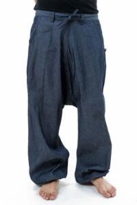 Pantalon sarouel baggy jean homme urban street Sahari