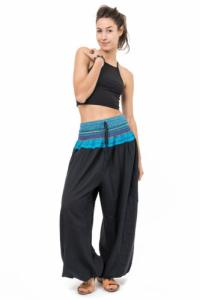 Pantalon sarouel indian chic sari
