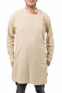 Chemise tunique kurta homme chanvre