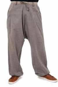 Pantalon sarouel droit casual Samadhi