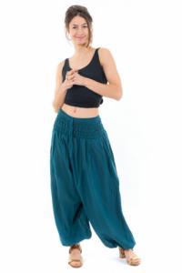 Pantalon saroual large elastique July personnalisable